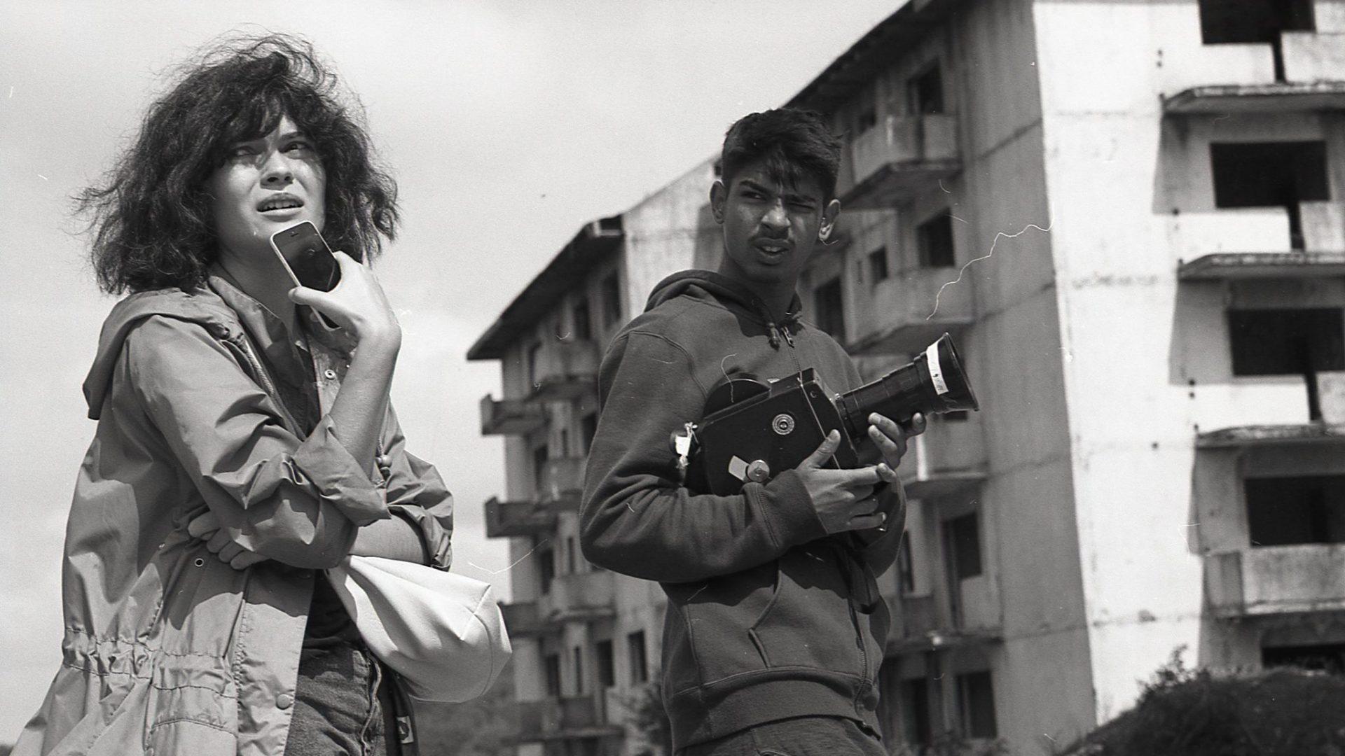 Alina Manolache film mentor